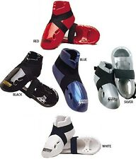 New Sparring Foot Gear Pads Karate Taekwondo Fighting Guards Youth/Adult