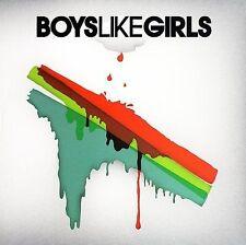 BOYS LIKE GIRLS CD BY BOYS LIKE GIRLS BRAND NEW SEALED