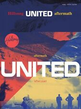 Hillsong United Aftermath Sheet Music Piano Vocal Guitar SongBook NEW 000307242