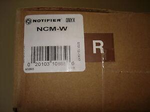 """NOTIFIER NCM-W   """"NEW"""""""