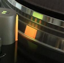 Sony Ps-8750 Glimmlampe Neu Vintage 70'er Orange Grün