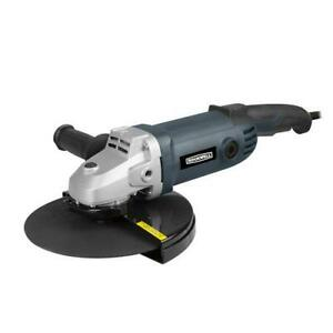 Rockwell 2200W Angle Grinder 230mm / 9 Inch Corded Electric RD4719