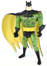 Batman Animated GREEN CAMO Action Figure from garden of evil box set Hasbro 2002