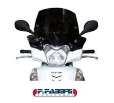 2818/DS Parabrezza 515x325 Fumè Scuro + Attacchi per Honda SH 300 2011 - 2015