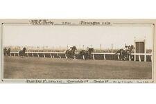 PHAR LAP 5th victory VRC Derby Flemington 2nd Nov 1929 modern Digital Postcard