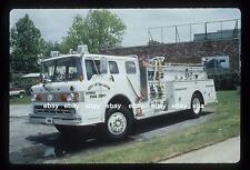Decatur GA 1968 Ford C Pirsch pumper Fire Apparatus slide