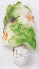 Resin Hummingbird Plug-in Night Light Home Decor Housewarming Good Sleep Safe