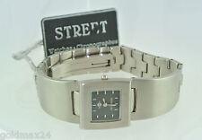 STREET Le Castellet Damen-Armbanduhr / Quarz / Edelstahl