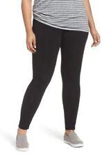 Caslon High Waist Leggings Black Size 0X New $49.00