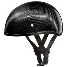 2019  Ultra Slim DOT Motorcycle Helmet Daytona GLOSS CARBON FIBER