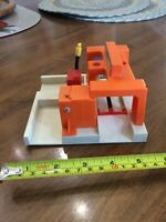 """Vintage 1970s Car Wash n Wax Toy Section Tomy? Fisher Price? Tonka? 1980s 5"""""""