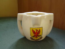 Pevensey Sussex Crest-dover Nave di Pietra-GOSS Crested China