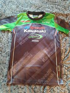 Kawasaki t shirt genuine merchandise Boys age 12-13 yrs