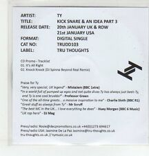(ER803) TY, Kick Snare & And Idea Part 3 - 2013 DJ CD