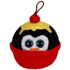 TY Holiday Baby - GELATO the Penguin Sundae (2014) (2.5 inch) - MWMT's