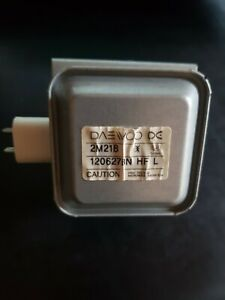 Daewoo Microwave Magnetron 2M218 + Free postage