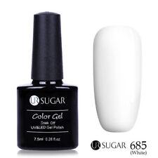 7.5ml UR SUGAR Soak Off UV Gel Nail Polish Nail Art Gels Varnish Pure Color 685