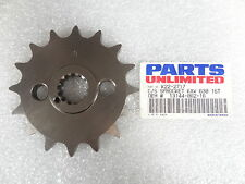 Parts Unlimited NOS NEW Kawasaki K22-2717 Sprocket 16T Z1 KZ1000 KZ900 1973-81