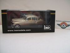 Jaguar Mark VII, 1954, silver gold, IXO 1:43, OVP