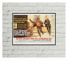 Butch Cassidy And The Sundance Kid 0492 Poster no Frame
