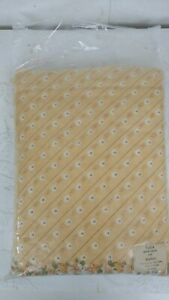 """Howarth Bed Sheets Duvet Cover 4'6""""  Double Bed Cover 2 Pillowcases Vintage S133"""
