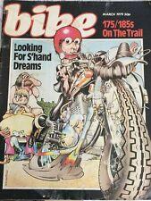 Bike Magazine - March 1979 - 175 / 185 Trail Bike Group Test, BMW R45