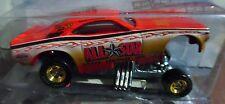 HOT WHEELS 70 1970 DODGE CHALLENGER F/C ALL STAR DODGE DRAG STRIP DEMONS CAR