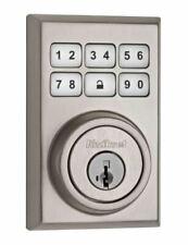 KWIKSET SMARTCODE CONTEMPORARY 909 Electronic Deadbolt Lock