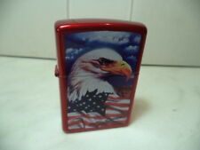 ZIPPO ACCENDINO LIGHTER FREEDOM WATCH 24082 BY MAZZI CLAUDIO VERY RARE  NEW.