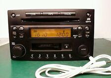 04 05 BOSE NISSAN 350Z RADIO 6 CD CHANGER W AUX INPUT PLAYER 28188 CE801