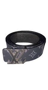 Louis Vuitton Checkered Men's Belt