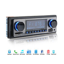 Bluetooth 4-CH Output Auto In-dash MP3 Stereo Radio Player FM USB W/  Remote
