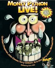 Monty Python Live! by John Cleese, Terry Gilliam, Graham Chapman, Eric Idle and…