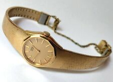 Vintage SEIKO Women's Slim Dress Watch, New Battery, Running