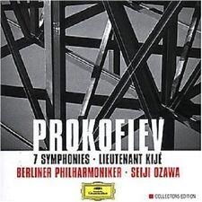 Seiji/BP Ozawa-tutte le sinfonie 1-7 (GA)/+ 4 CD NUOVO