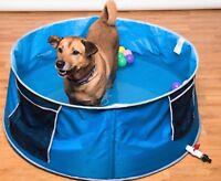 Portable Pet Pool Swimming Bath Cat Dog Indoor Outdoor POP UP Bathtub XL