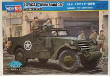 """HobbyBoss U.S. M3A1 """"White Scout Car"""" Late Production 1/35 82452"""