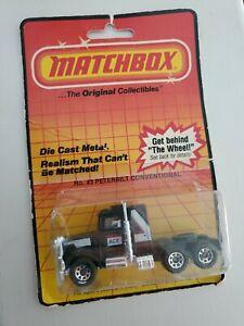 MATCHBOX LESNEY  #43 Peterbilt Conventional Semi Truck Die-Cast ACE VINTAGE ACE