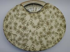 Vintage 1960's Counselor Flower Bathroom Scale