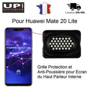 Huawei Mate 20 Lite Grille Protection Anti-Poussière Écouteur Haut Interne