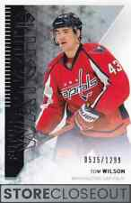 2013-14 Sp Authentic #223 Tom Wilson Rookie Future Watch RC /1299 Capitals