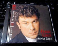 Franz Liszt: The Organ Works, Vol. 3 ( 2x CD 2011 Ligia) NEW Olver Vernet