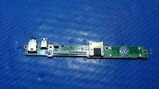 "Asus Eee Pad Transformer TF201 10.1"" SUB Board Card Reader Audio Jack ER*"
