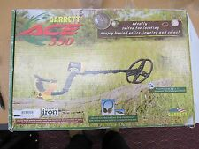 `Garrett Ace 350 Metal Detector in box