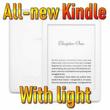 [NEW] Amazon All-new Kindle (White)(2019)(10th generation) Backlight, eBook
