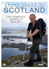 Grand Tours of Scotland Series 1-7 [New DVD]