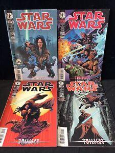 Star Wars Issues 19-22 Twilight 1st Appearance Aayla Secura Dark Horse Comics