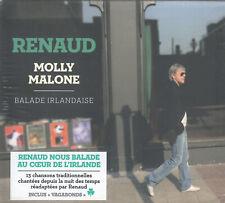 Molly Malone: Balade Irlandaise by Renaud (CD, 2009) French Legend Sings Irish