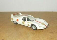 Vintage POLITOYS EXPORT Italy 1/43 - No 580 - Hino SAMURAI race car - 60/70's