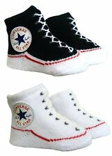 Converse Baby All Star Knit Botines 2 Pack Auricular Negro Y Blanco